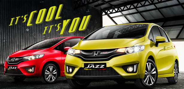 Honda All New Jazz Indonesia