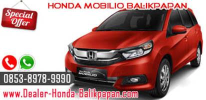 Kredit Honda Mobilio Balikpapan 2018