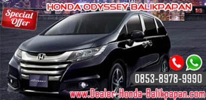 Kredit-honda-odyssey-balikpapan| Kredit Honda Odyssey Balikpapan 2018 - Berikut simulasi Paket Kredit DP Ringan Honda Odyssey Balikpapan,