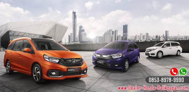 Harga Honda Mobilio Balikpapan Samarinda