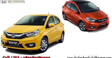 Kredit Honda Brio Balikpapan 2018