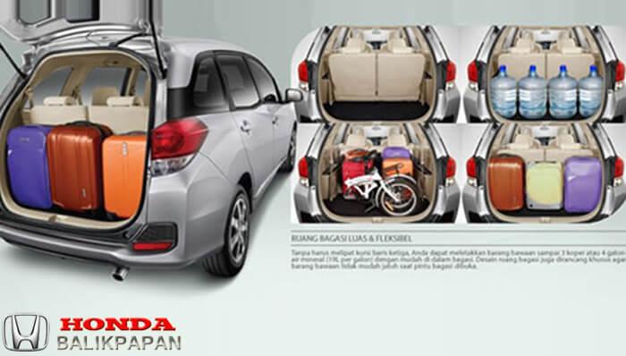 Bagasi Honda Mobilio
