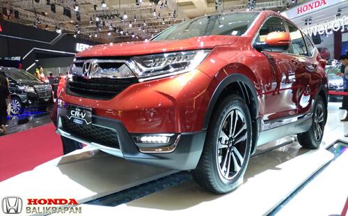 honda hadirkan cr-v dan civic bermesin diesel di auto expo 2018