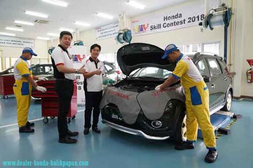 Honda-Mobil-Menggelar-Honda-Skill-Contest-1