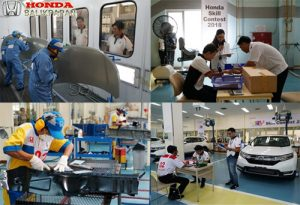Honda Skill Contest
