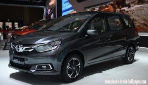 HPM Mengandalkan Honda Brio, Mobilio dan HR-V