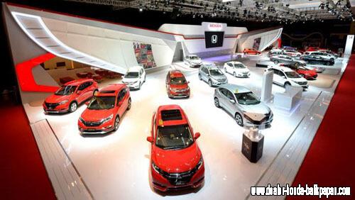 HPM-Mengandalkan-Honda-Brio-Mobilio-BR-V-dan-HR-V-di-IIMS-2018