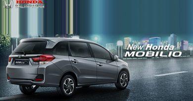 Spesifikasi Honda Mobilio 2018