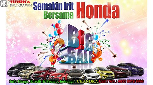 Promo Honda Balikpapan
