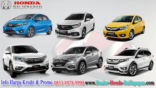 Daftar Harga Mobil Honda Balikpapan Dealer Honda Balikpapan