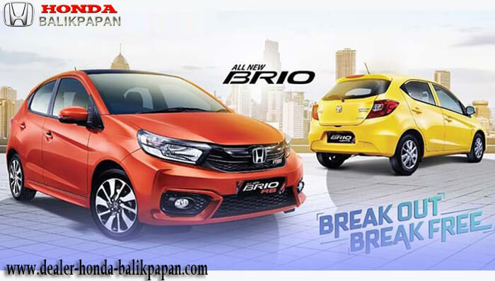All New Honda Brio 2018 Laris Manis