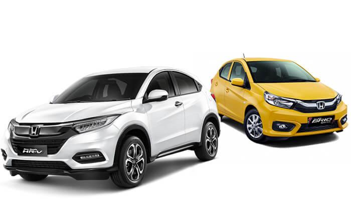 Mobil Honda Terlaris di Penghujung Tahun 2018