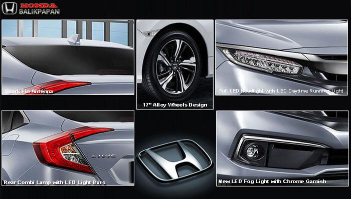 Desain New Honda Civic