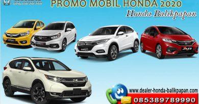 Promo Mobil Honda Balikpapan 2020