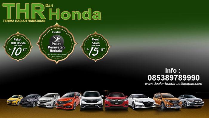 Promo Lebaran Honda Balikpapan